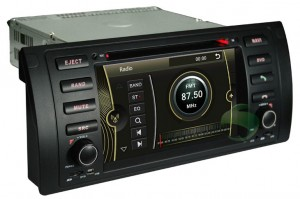 How to use BMW X5 E53 aftermarket radio system