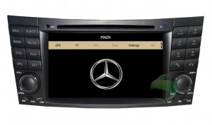 W211 dvd player is good for transportation