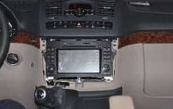 2006-2012 Mercedes Benz Viano Vito radio installation step 2