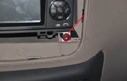 2006-2012 Mercedes Benz Viano Vito radio installation step 3