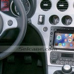 2005 onwards Alfa Romeo 159 head unit after installation