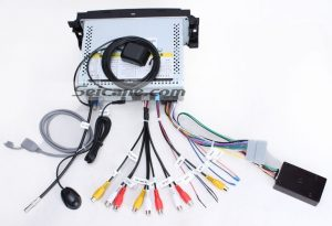 Connect the new Seicane radio to the original wiring harness as the user manual or the wiring diagram shows