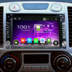 Seicane 2008-2012 Hyundai i20 GPS Nav head unit after installation